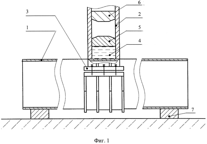 Способ формирования гидроударной нагрузки
