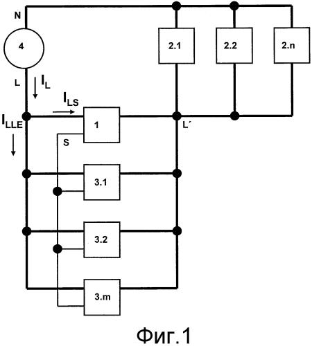 Коммуникационная система для управления электрическими нагрузками