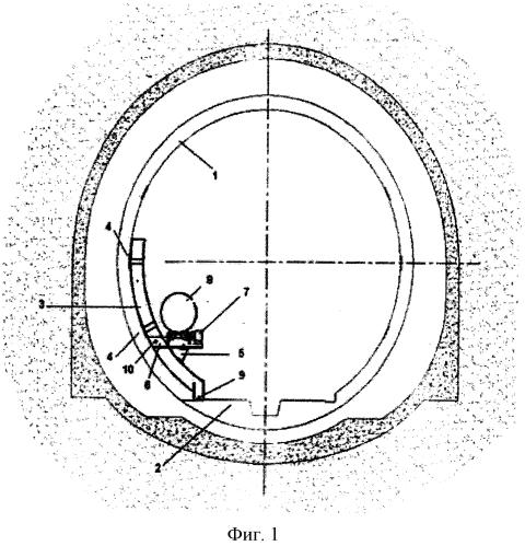 Структурная несущая система трубопровода