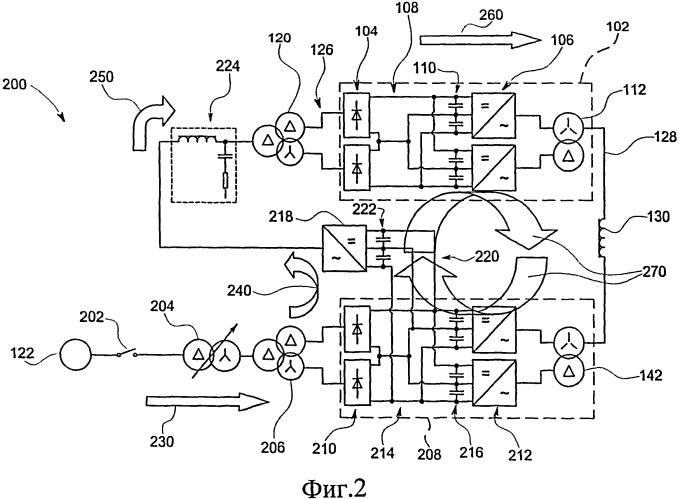 Способ и устройство для тестирования силовых электрических устройств