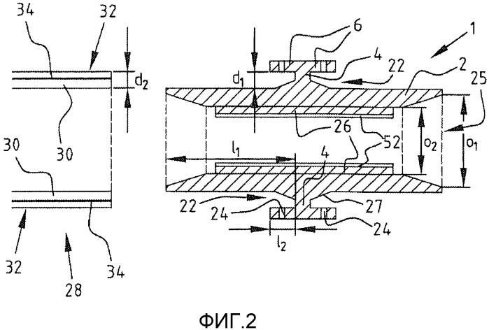 Соединительная деталь для многослойных трубопроводов, сварочный аппарат для соединения соединительной детали с многослойным трубопроводом, способ соединения и узел, полученный таким способом