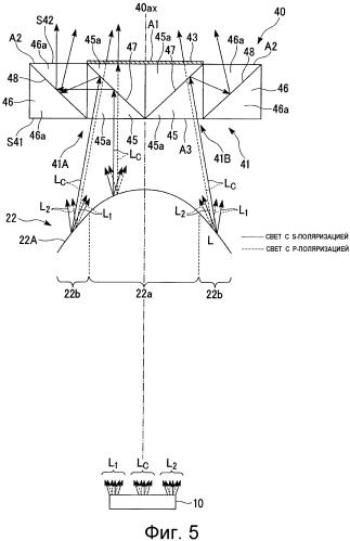 Осветительное устройство и проектор
