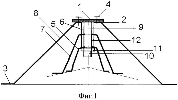 Равночастотный пакет рессорных элементов кочетова
