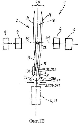 Способ выполнения филетирующего разреза для филетирования рыб, устройство для выполнения филетирующего разреза согласно этому способу, и пара дисковых ножей и дисковый нож, предназначенные для способа и устройства