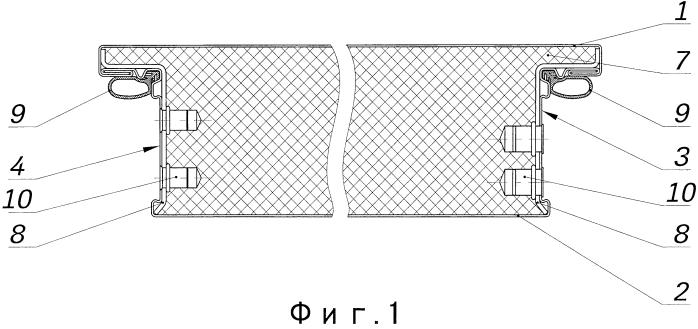 полотно металлической двери способ изготовления заготовки