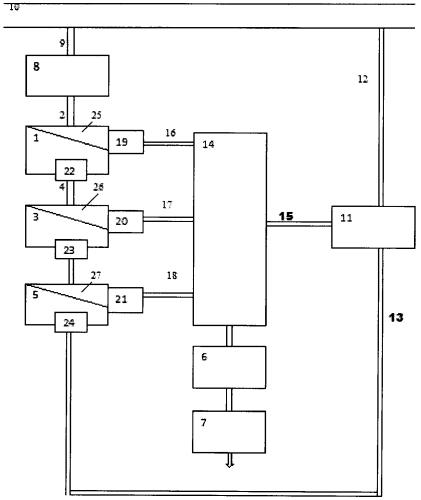Устройство для получения микросфер из золошлаковых отходов тепловых электростанций