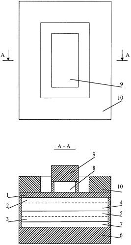 Транзистор с металлической базой