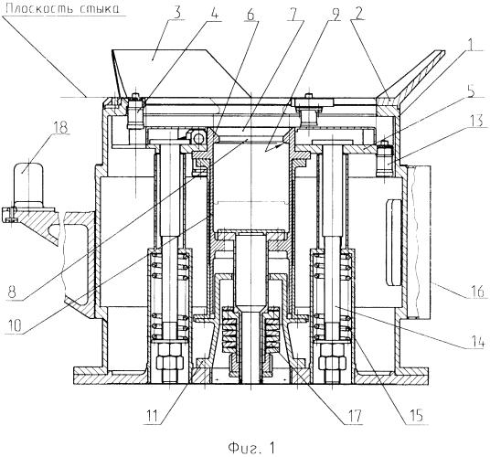 Пассивное устройство фиксации полезного груза преимущественно к корпусу находящегося на орбите космического корабля