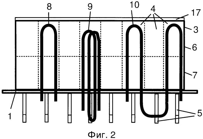 Устройство для укладки коммутационных шнуров в телекоммуникационной стойке (шкафу)