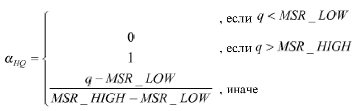 Обнаружение высокого качества в стереофонических радиосигналах с частотной модуляцией