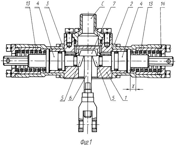 Устройство фиксации разделяемых элементов конструкции