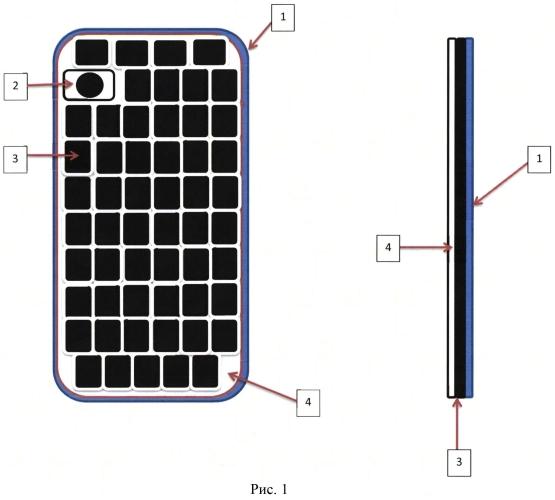 Корпус мобильных приемо-передающих устройств
