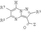 Замещенные соединения пиразоло[1,5-a]пиримидина как ингибиторы киназы trk