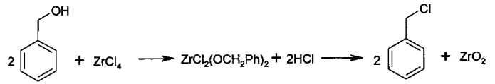 Способ получения сверхвысокомолекулярного полиэтилена, модифицированного наноразмерными частицами оксида циркония