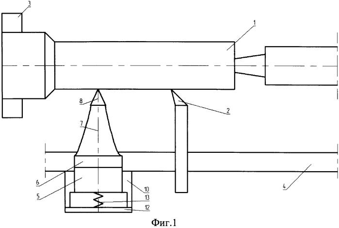 Устройство для обработки заготовок из капролона