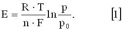 Чувствительный элемент газоанализатора кислорода и химнедожога