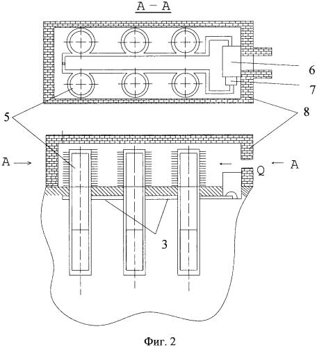 Устройство заземления для стационарных установок нефтяной и газовой промышленности