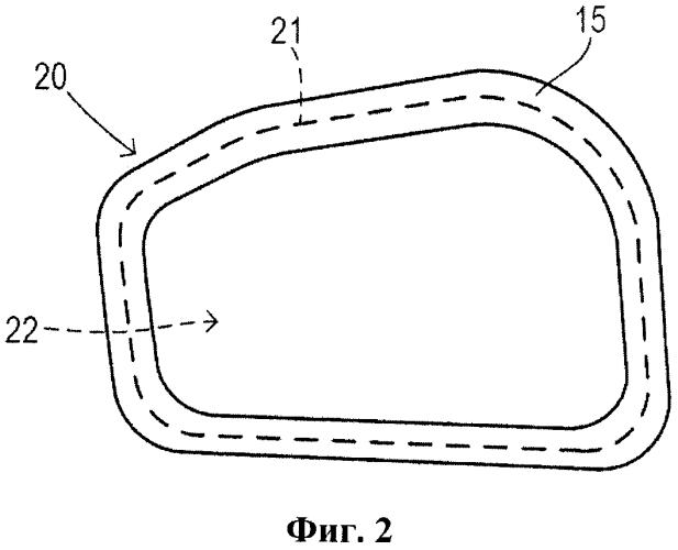 Активный буфер с герметичным уплотнением и способ его изготовления