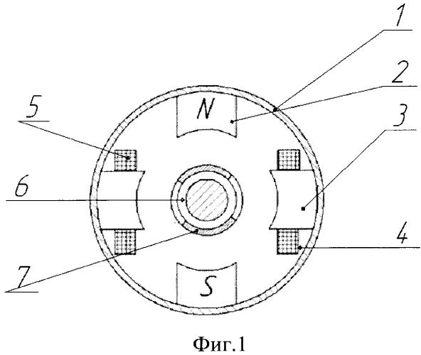 Акселерометр-тахогенератор