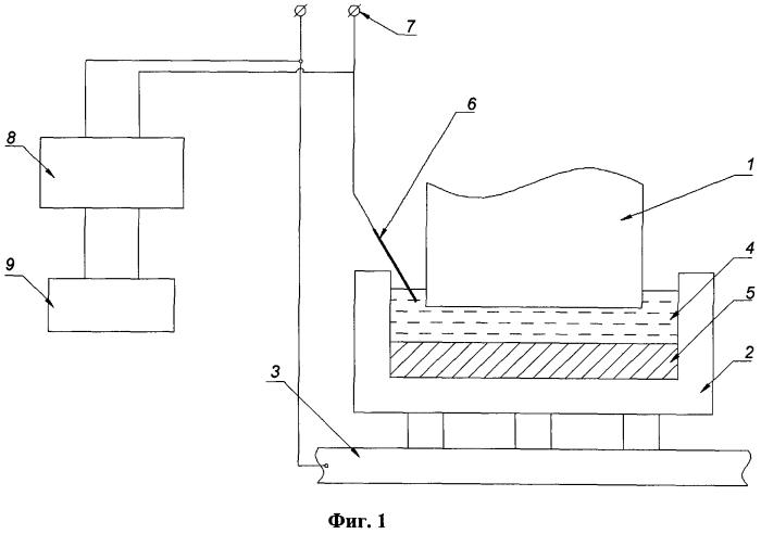 Устройство для определения содержания глинозема в электролите алюминиевого электролизера