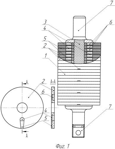 Разрядник для защиты высоковольтных линий электропередачи от грозовых перенапряжений