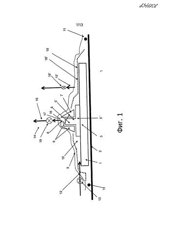 Способ изготовления элемента из волокнистого композиционного материала и устройство инструмента для осуществления этого способа
