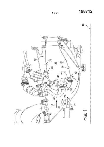 Кольцевая камера сгорания для газотурбинного двигателя, содержащая улучшенные отверстия для охлаждения