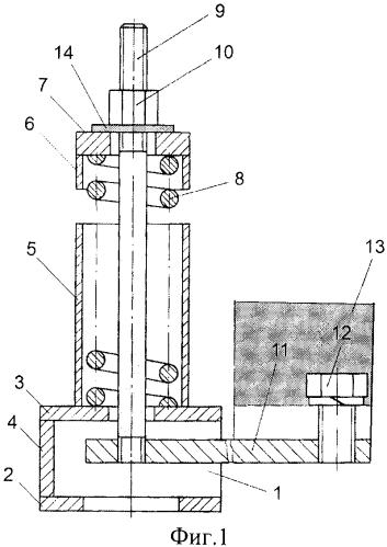 Пружинный виброизолятор с маятниковым подвесом
