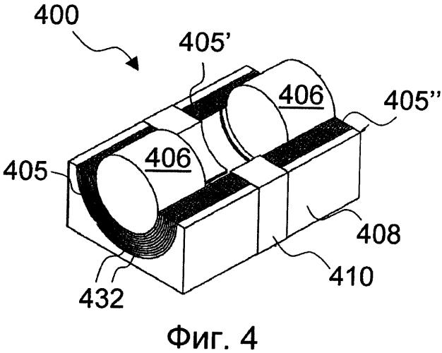 Модульный соединитель для кабелей или труб и система, содержащая такой модульный соединитель