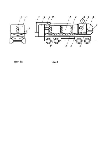 Система управления роботизированным миксером-кормораздатчиком