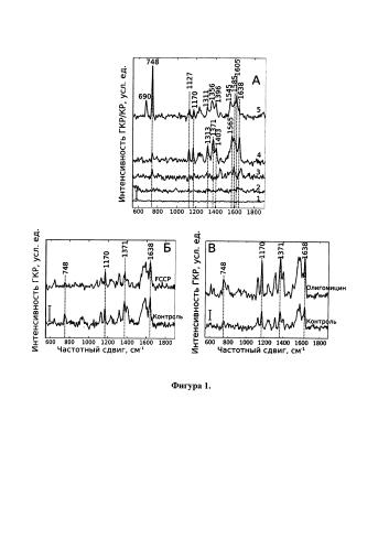 Способ анализа цитохрома с в интактных митохондриях с помощью спектроскопии гигантского комбинационного рассеивания на наноструктурированных покрытиях