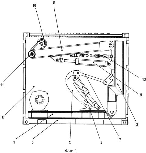 Спускоподъёмное устройство
