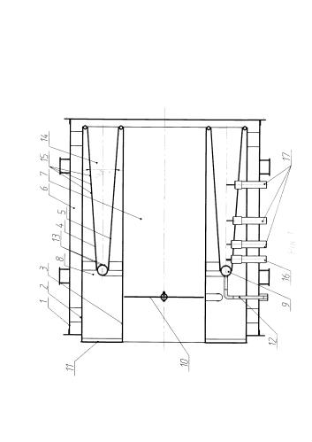 Воздухонагреватель смесительного типа. газовый теплогенератор