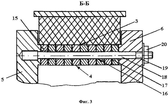 Устройство и способ снижения температурных градиентов в ленточно-колодочном тормозе
