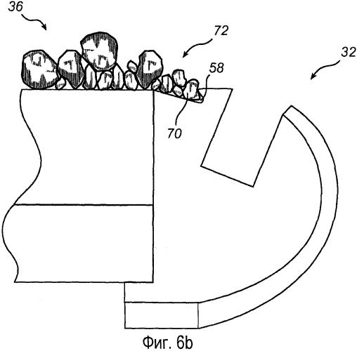 Держатель изнашиваемой планки дробилки ударного действия с вертикальным валом и способ уменьшения износа ротора такой дробилки
