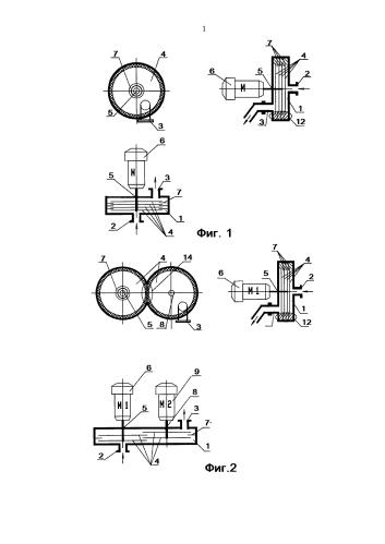 Способ получения активированной суспензии с использованием дискового измельчителя
