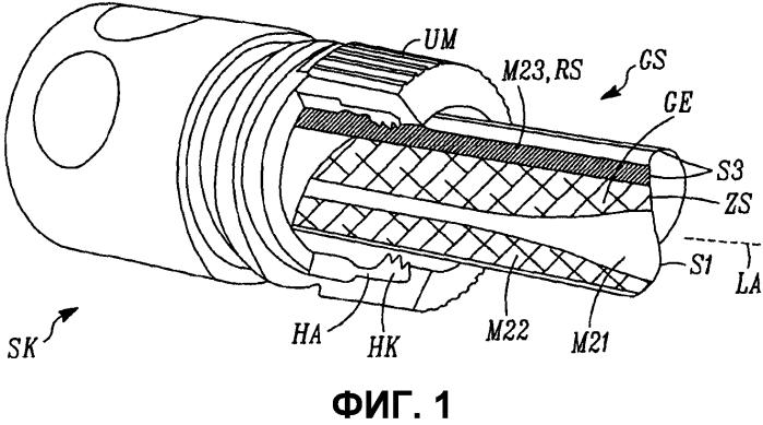 Поливочный шланг и оросительная шланговая система с таким поливочным шлангом