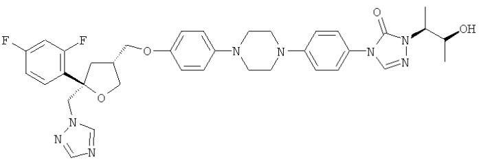 Очистка позаконазола и промежуточных продуктов для синтеза позаконазола
