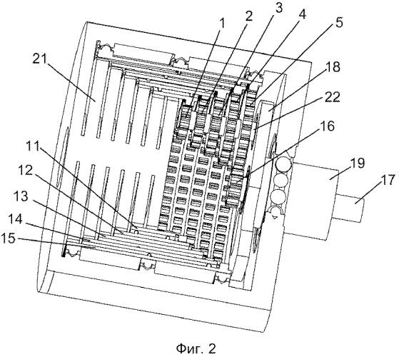 Планетарная коробка передач с внутренним расположением тормозной муфты