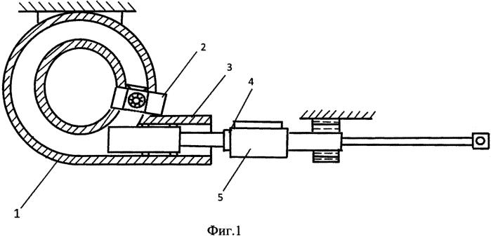Устройство для уменьшения отдачи авиационной пушки гидроударом