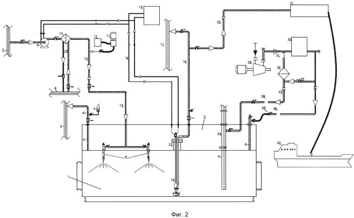 Способ мойки резервуаров для нефти, нефтепродуктов или опасных жидких сред и комплекс оборудования для его осуществления