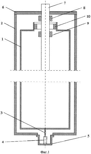 Магнитная опора вертикального ротора