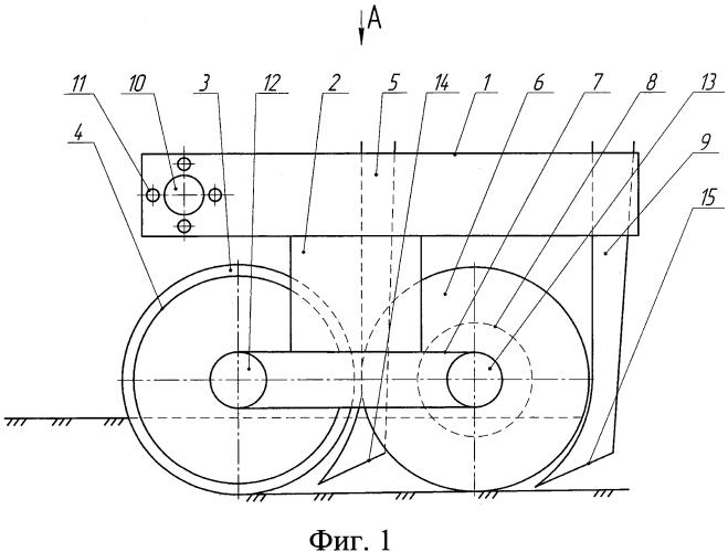 Комбинированная сошниковая секция