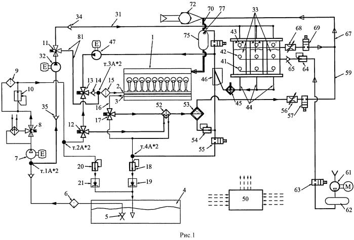 Способ подготовки дизельного топлива и система топливоподачи дизельного двигателя