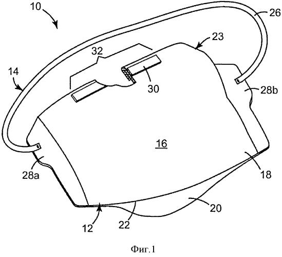 Респиратор, содержащий внутреннюю складку в носовой области с высоким уровнем прилегания