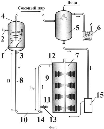 Установка для кристаллизации гидроксида алюминия из алюминатных растворов или суспензий