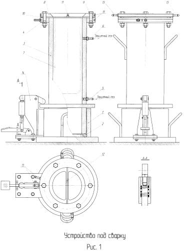 Способ соединения пакета труб с трубными решетками и устройство для его осуществления