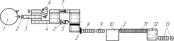 Агрегат для изготовления бесшовных труб