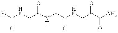 Пирувамидные соединения в качестве ингибиторов аллергена пылевых клещей 1 группы, представляющего собой пептидазу, и их применение
