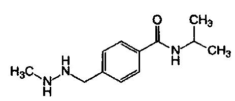 Твердая лекарственная форма прокарбазина немедленного высвобождения и способ ее получения